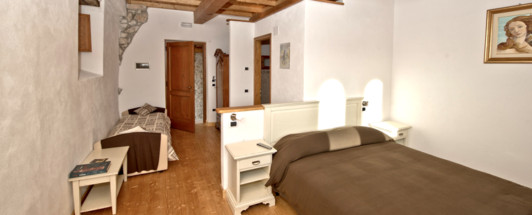 Locanda Incantata: bed and breakfast nel verde Abruzzese